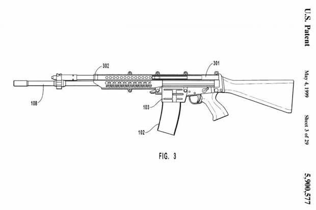 Stoner 63: развитие. «Цепная пила» и RobArm M96 Expeditionary Rifle