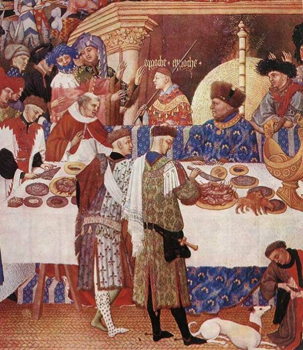 Франция, 1412–1416 гг.