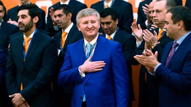 Президент донецкого «Шахтера» направил 10млн евро наборьбу скоронавирусом