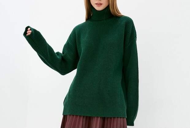 Модные свитеры
