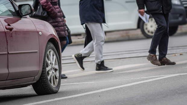 Десятилетнюю девочку сбили наБуденновском проспекте вРостове