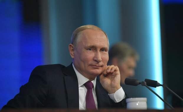Ежегодная пресс-конференция Путина назначена на 17 декабря