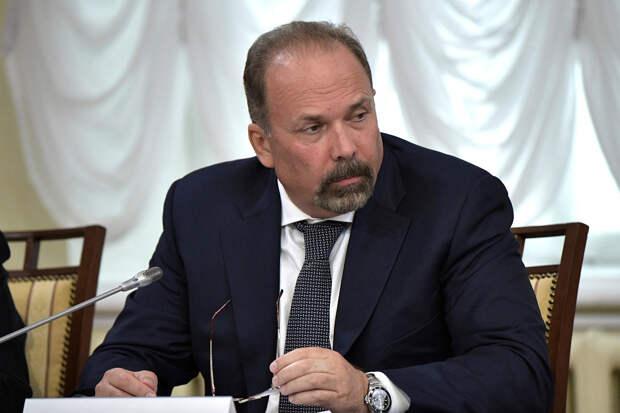 Совфед лишил Михаила Меня неприкосновенности по требованию Генпрокуратуры