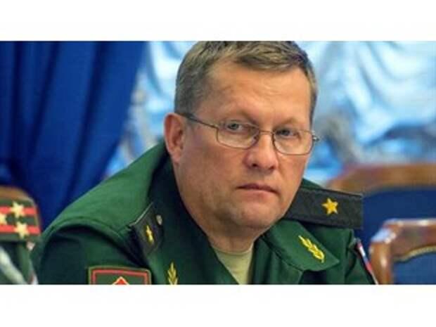 Безвременно ушёл из жизни боевой генерал армии России, освобождавший Сирию