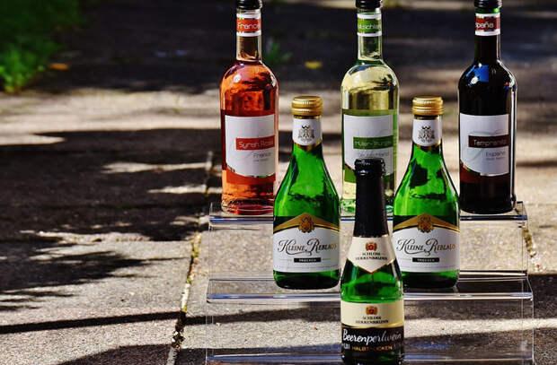 Что будет если пить вино каждый день