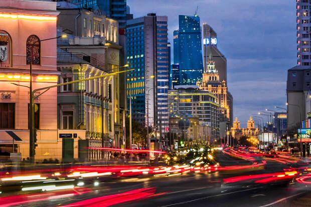 9 живописных маршрутов общественного транспорта в Москве