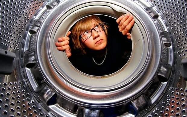 Чистка стиральной машинки  Самый лучший и бюджетный способ