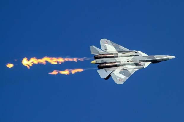 В Европе объяснили, почему Су-57 назвали «преступником»