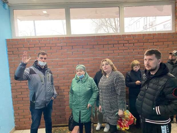Подъезды двух домов на Бибиревской и Алтуфьевке отремонтируют