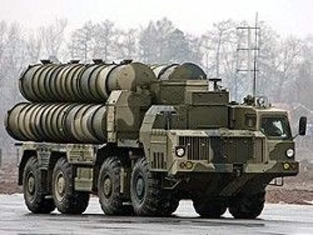 Комплексы С-300 доставлены в Сирию из России