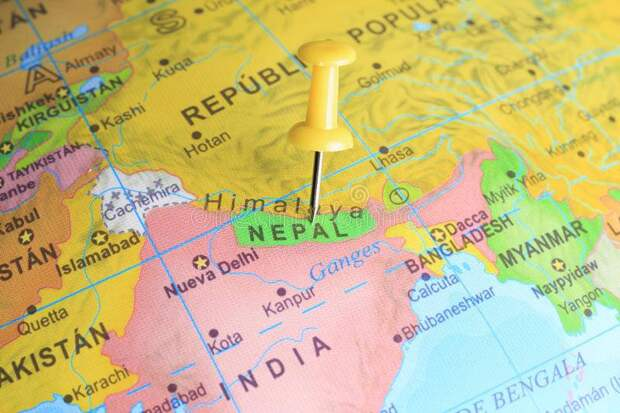 Непал – маленький союзник в большой войне