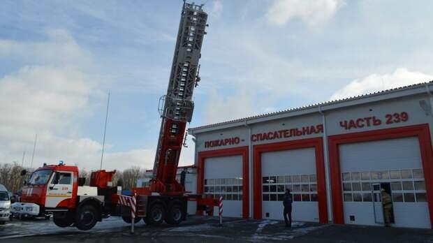 Более 1,3тыс человек спасла противопожарная служба Ростовской области за10 лет