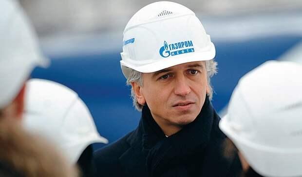 Дюков Газпром нефть