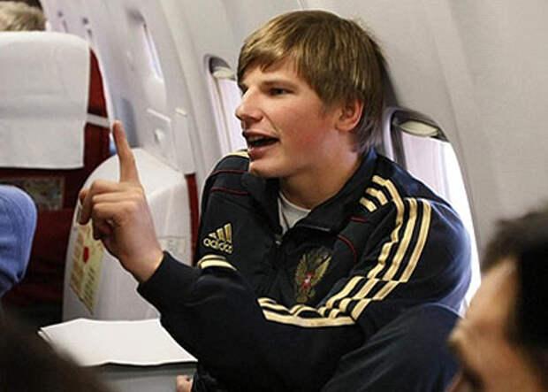 Андрей Аршавин: «Лучший вариант – объединиться с Украиной»