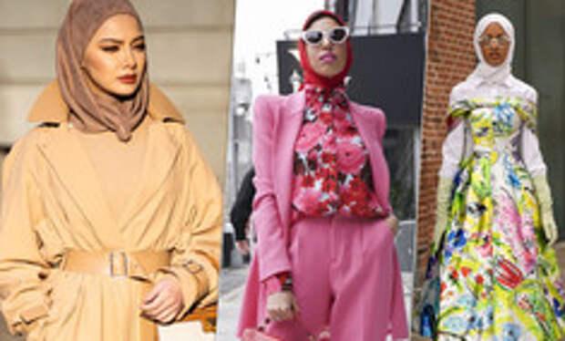 Хиджабисты— мусульманские fashionistas