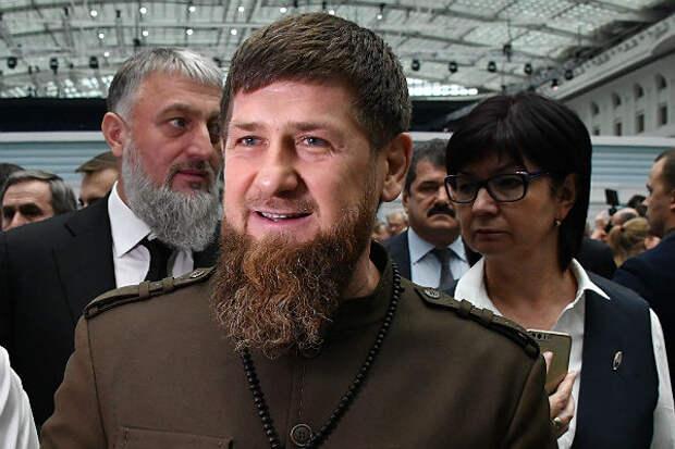 Кадыров позвал Помпео в свое родовое село