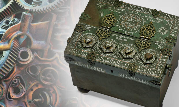 Аль-Джазари - изобретатель XII века. Основатель робототехники и программирования?
