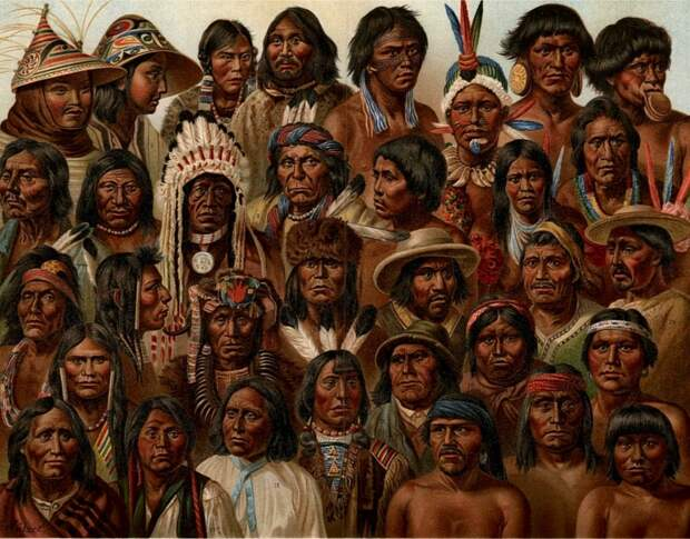 Вот почему индейцы не стригли волосы: секрет раскрыт!