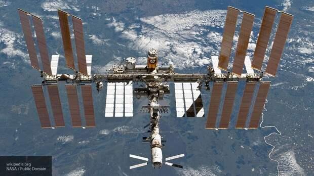Неработающий спутник США угрожает безопасности МКС