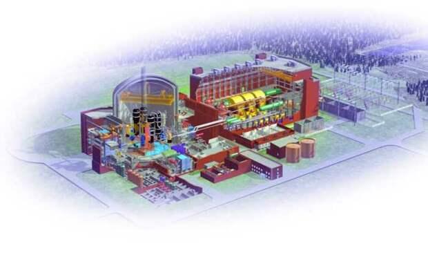 В Финляндии самый мощный в Европе реактор запускают на АЭС «Олкилуото»