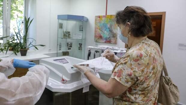 В Москве голосование по поправкам в Конституцию признано состоявшимся и легитимным