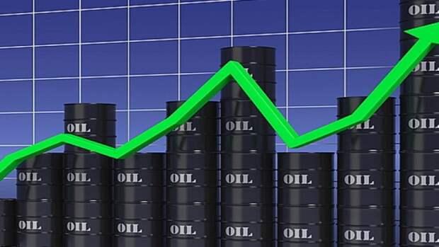 Цена нанефть марки Brent превысила $34