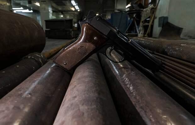 Автоматический пистолет Калашникова