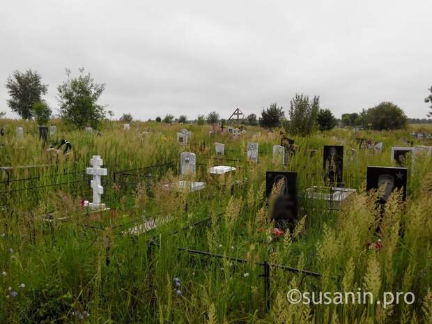 Подозреваемым в повреждении могил в Удмуртии оказался 40-летний инвалид