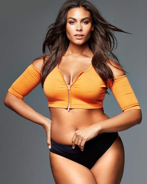 6. Маркита Принг plus-size, девушки, модели, фотографии