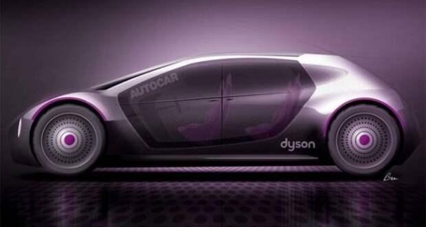 Dyson_electrocar