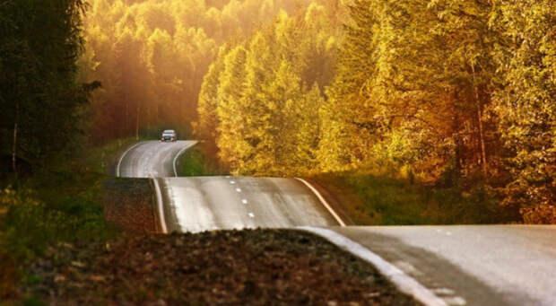 10 самых красивых дорог России