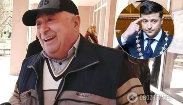 Отец Зеленского недоволен работой сына. Но считает, что во всём виновата «тупая украинская биомасса»