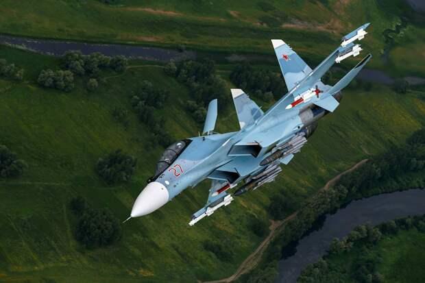 Российские Су-30 и МиГ-29 разделались с американскими F-21 в Индии
