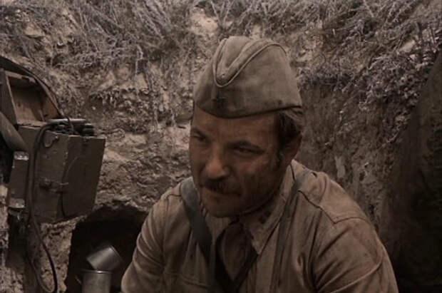 Кадр из фильма «Они сражались за Родину» (1975 г.)