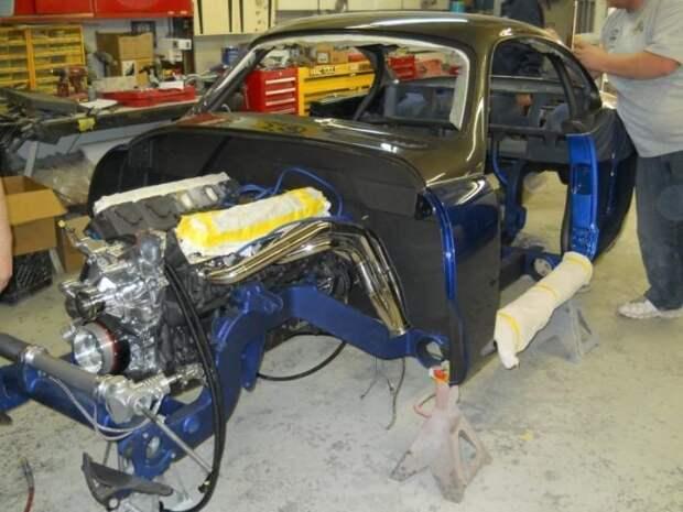 Вторая жизнь старого автомобиля авто, автомобиль, ремонт