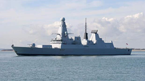 Политолог назвал истинную причину отправки ВМС Великобритании в Черное море