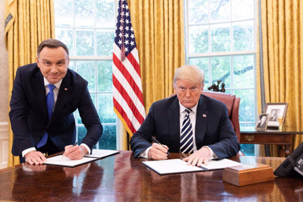 Польша усилила свою зависимость от США