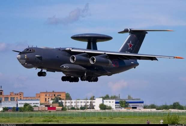 Самые распространенные летающие радары – самолеты ДРЛОиУ