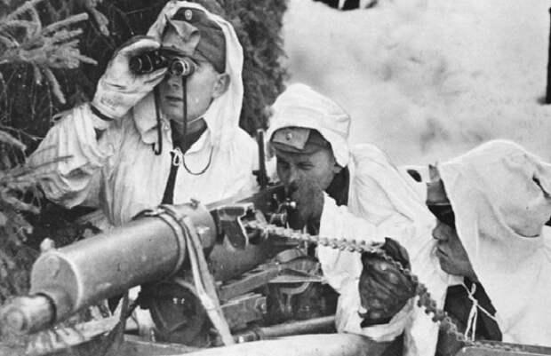 Как финны применяли тактику выжженной земли в Зимнюю войну