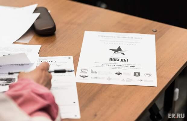 Жители Ижевска смогут написать «Диктант Победы» на 16 площадках