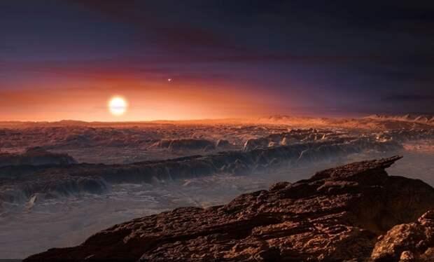 Ученые подтвердили наличие похожей на Землю планеты у Проксимы Центавра