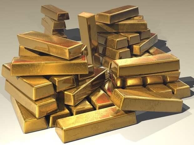 В России заметно уменьшился выпуск золота