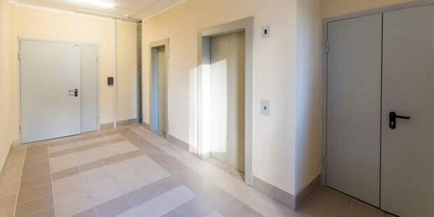 В доме на Долгопрудной отремонтировали лифт – «Жилищник»