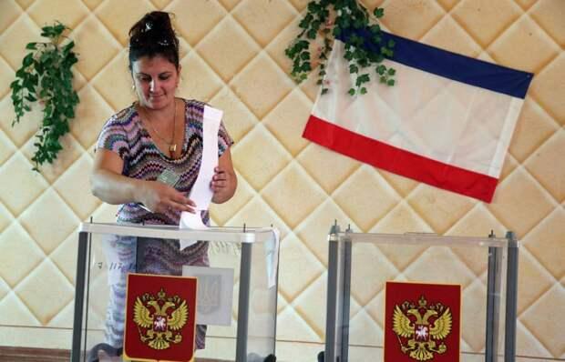 США традиционно не признали выборы в Крыму
