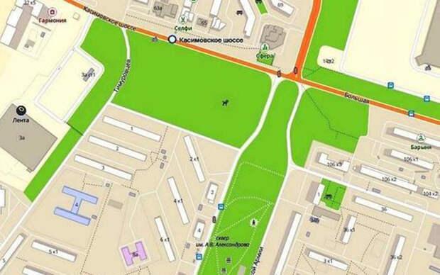 С понедельника в Рязани по ночам начнут перекрывать Касимовское шоссе