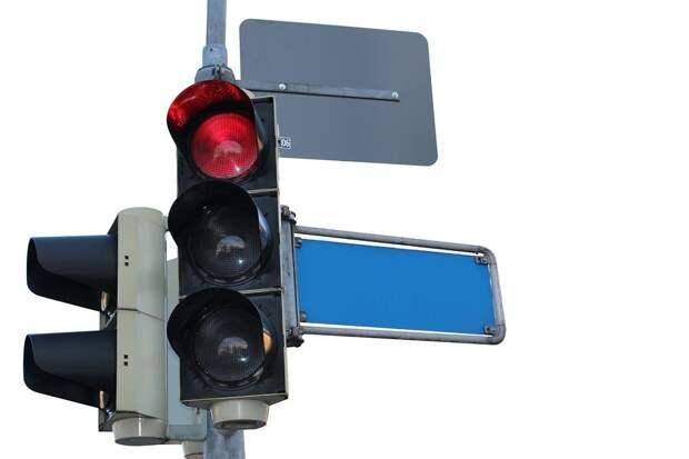В Ижевске установят 4 новых светофора