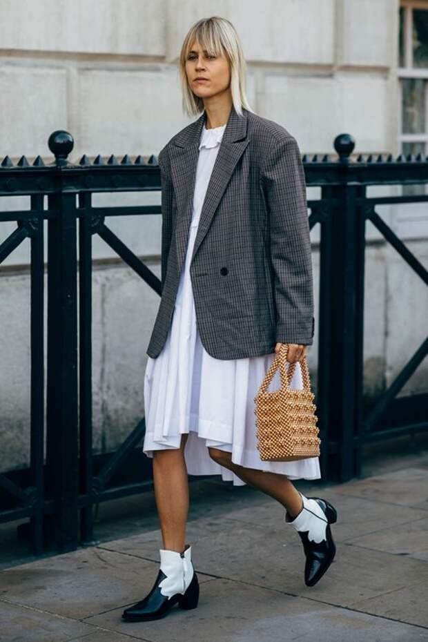 Модные полуботинки – осень 2019