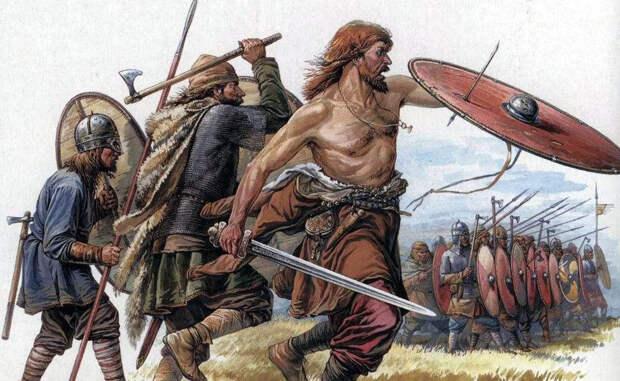 Варвары: их боялись даже римляне