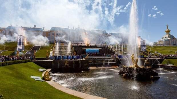 В Петергофе рассказали о ходе подготовки к весеннему празднику фонтанов