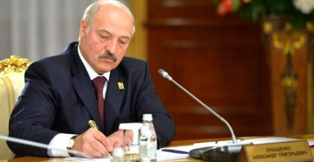 Лукашенко подписал закон омерах пообеспечению национальной безопасности
